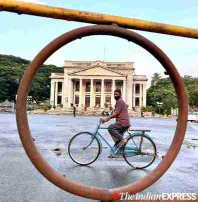 Bangalore lockdown, Bangalore covid-19 lockdown, Karnataka Coronavirus, coronavirus Karnataka news, Coronavirus bengaluru lockdown extension, indian express news