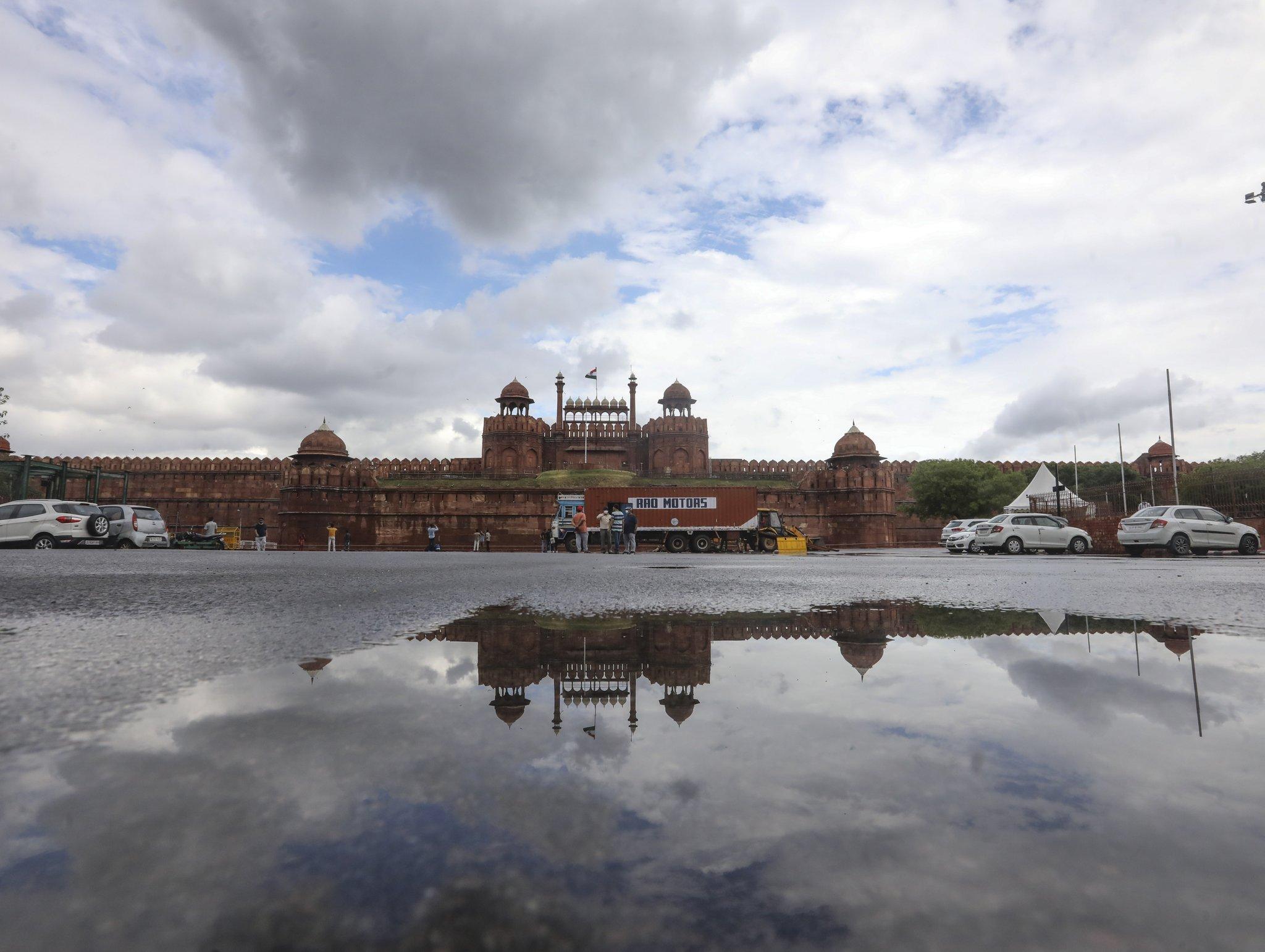 delhi weather, delhi monsoon, southwest monsoon delhi, delhi rain, indian express news