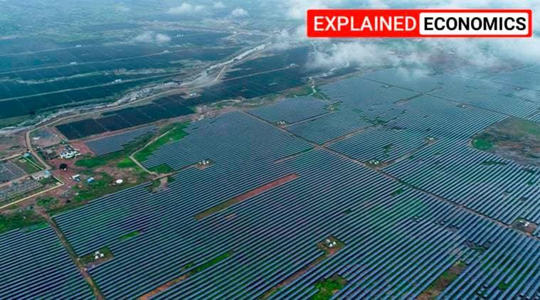 Rewa Solar Power Plant, rewa plant, rewa plant news, rewa plant capacity, modi rewa solar plant, indian express