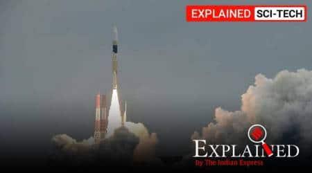 Kuaizhou-11 rocket, China, China rocket launch, China Kuaizhou-11 rocket, China rocket, Indian Express