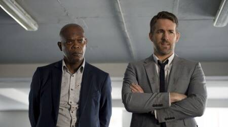 Samuel L Jackson, Ryan Reynolds, Samuel L Jackson and Ryan Reynolds quibi