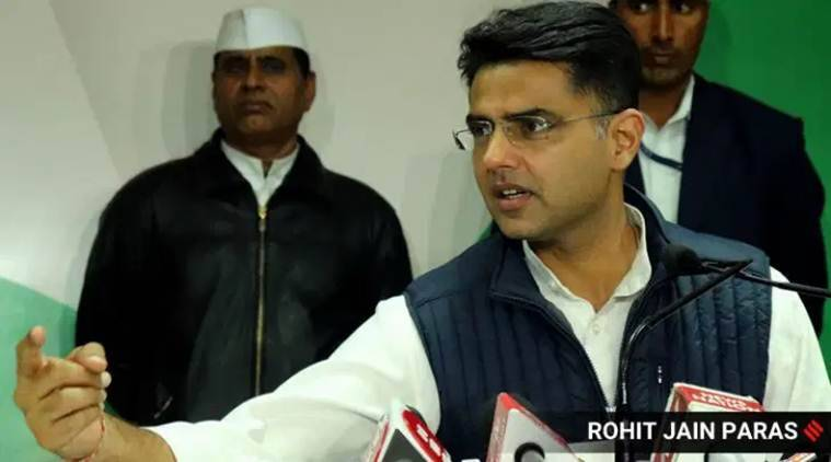 Sachin Pilot, Rajasthan Congress, ashok gehlot, bjp attacks ghelot, sachin pilot to not join BJP, rajasthan news, indian express news