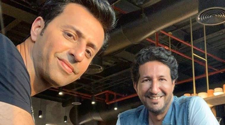 Music directors Salim-Sulaiman Merchant launch fashion line based on their hit songs