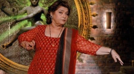 Saroj Khan dead