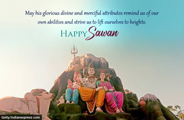 Happy Sawan 2020: Wishes Images, Quotes, Status, Wallpaper ...