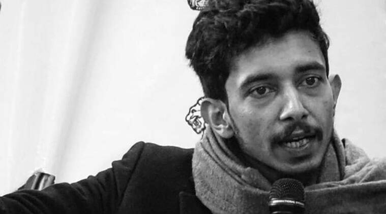 AMU student leader held for clash with cops last December