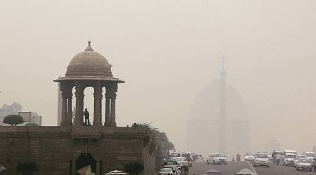 Delhi's smog tower project delayed as IIT-B backs out