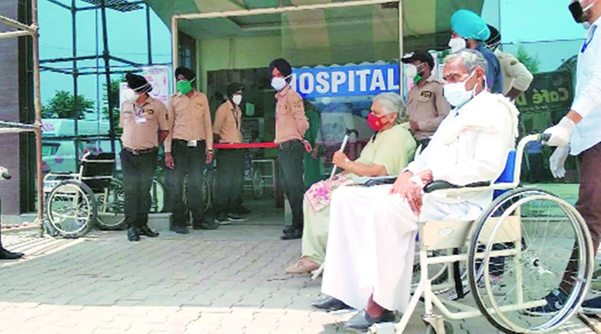 Health dept closes pvt hospital's OPD after staff members test positive, 12 new cases in Mohali