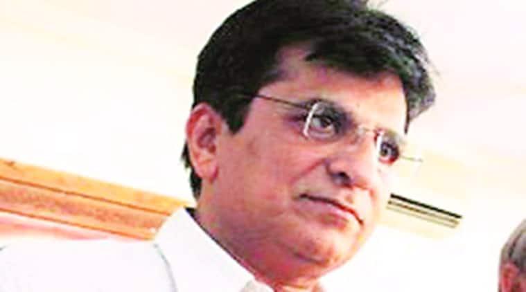 Kirit Somaiya, Kirit Somaiya bjp vice president removed, Kirit Somaiya bjp, Kirit Somaiya removed bjp, mumbai coronavirus cases, mumbai city news