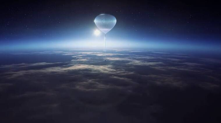 Alaska, Alaska, hot air balloon, Hot air balloon in space, Trending news, Indian Express news