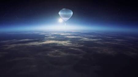 Alaska, Alaska, hot air balloon, Hot air balloon in space, Trending news, Indian Express news