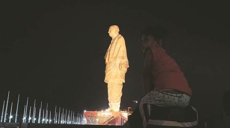 Statue of unity, Statue of unity protests, statue of unity gujarat, Tent City Statue of Unity, wedding venue Statue of unity