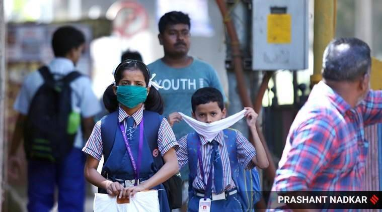cbse board, cbse board results, cbse board results in pune, coronavirus in pune, covid in pune, indian express news