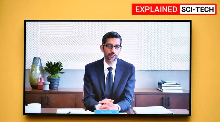 Explained What Is The Antitrust Trial Against Big Tech In The Us Explained News The Indian Express