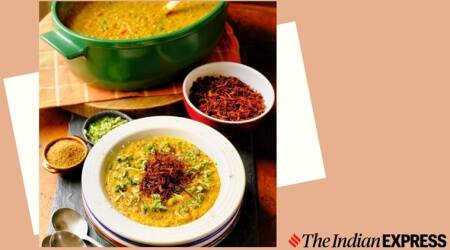 chef Suvir Saran, Suvir Saran recipes, healthy recipes by Suvir Saran, Suvir Saran indian express, indian express news