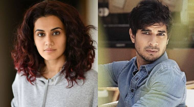 Tahir Raj Bhasin on working with Taapsee in Loop Lapeta: We will deliver more unique pairing on  screen