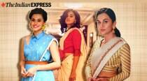 Taapsee Pannu turns 33: We need to talk about how pretty she looks in a sari