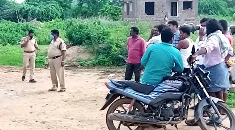Telangana, Telangana crime, Telangana woman attacked, Vuddaram village woman attacked, Telangana news, Indian Express