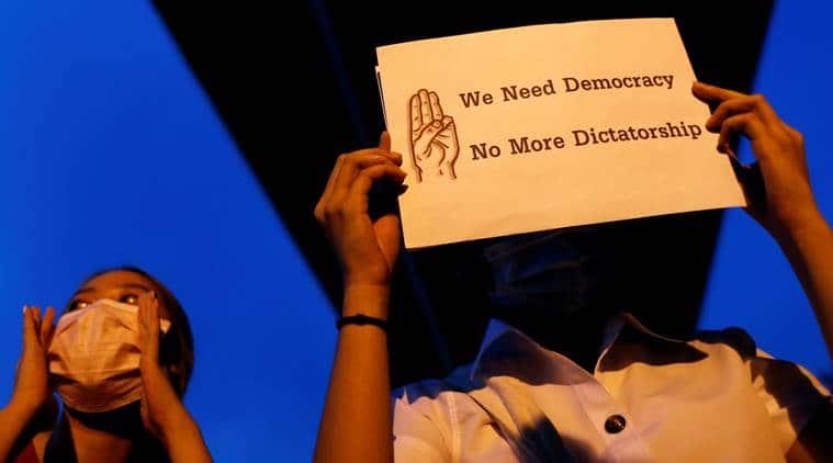 Thailand, Thailand protests, thailand protests explained, thailand coronavirus outbreak, Prayuth Chan-ocha, Thailand anti-government protests, Indian Express