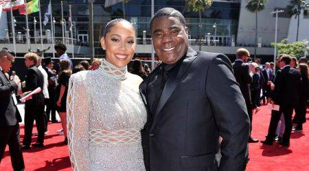 tracy morgan, megan wollover, tracy morgan divorce, tracy morgan megan wollover divorce