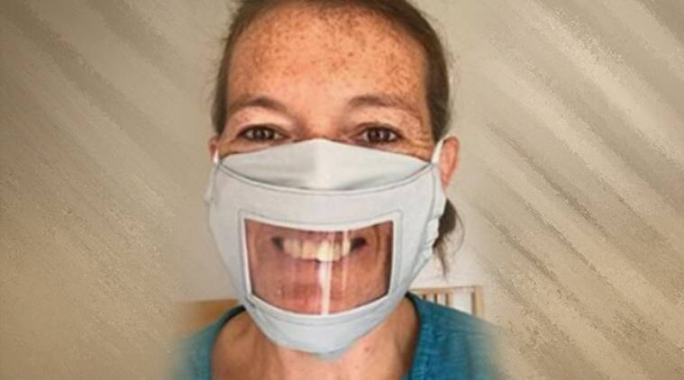 face masks for deaf