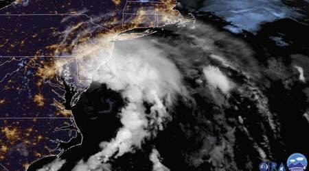 Tropical Storm Fay, US Tropical Storm Fay, Tropical Storm Fay US, World news, Indian Express