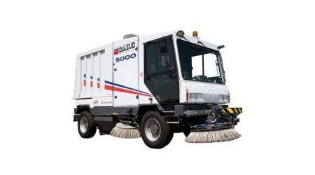 Mechanised cleaning machine, PCMC, road sweeping project, BJP corporator, Pune news, indian express news