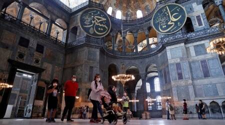 Changes to Istanbul's Hagia Sophia could trigger heritage review – UNESCO
