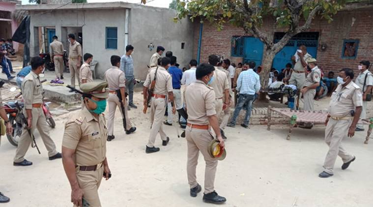 Vikas Dubey, Vikas Dubey encounter, Vikas Dubey encouter case, UP Police, Kanpur encounter, India news, Indian Express