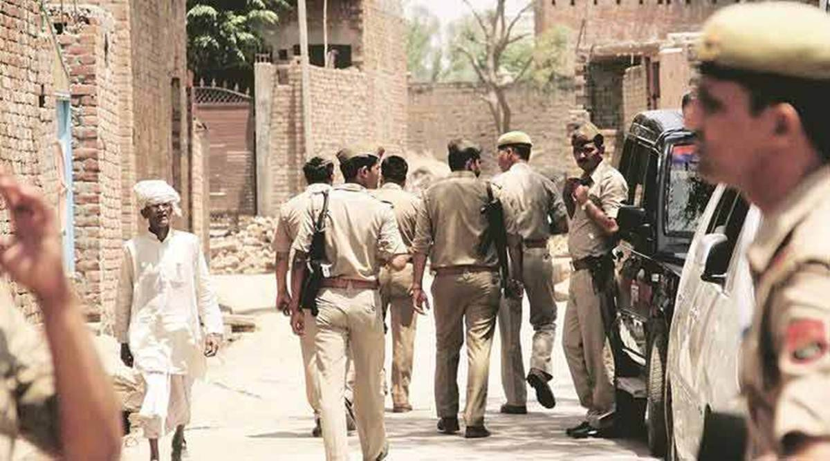 Constable run over during operation against mining mafia: UP Police