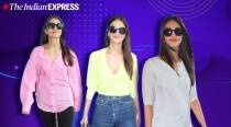 Vaani Kapoor's airport looks are chic with a hint of class