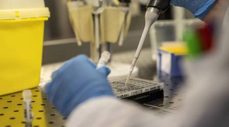 COronavirus cure, Human trials, Oxford COVID vaccine, Department of Biotechnology, Indian express news