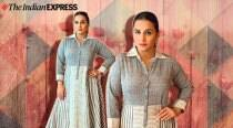 Shakuntala Devi e-promotions: Vidya Balan continues to impress with her fashion choices