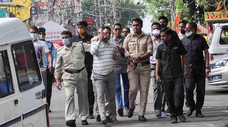 Vikas Dubey case: Arrests claimed from Gwalior, Thane; UP sets up SIT