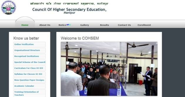 cohsem, cohsem result 2020, cohsem hse result 2020, manipur board 12th result 2020, manipur board 12th result, manipur 12th result 2020, cohsem 12th result 2020, cohsem.nic.in, manresults.nic.in, manresults.nic.in result, manipur hse result 2020, manipur result 2020, manipur 12th result 2020, manipur hse result 2020, manipur board 12th result 2020 online