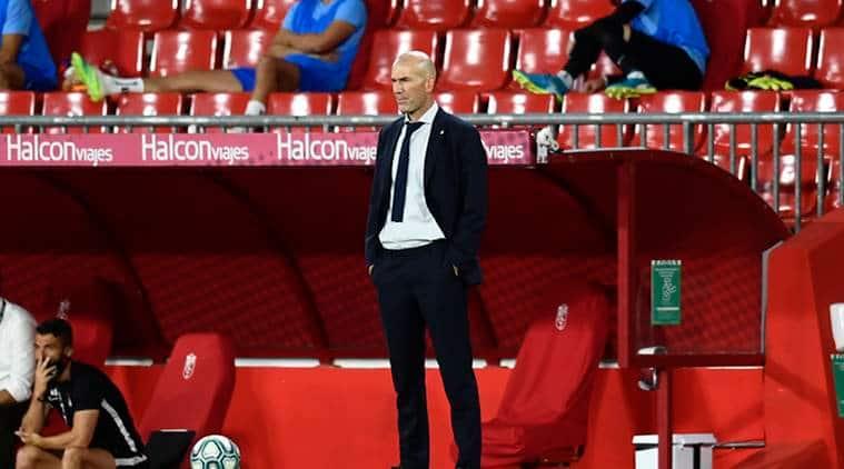 Zinedine Zidane, Real Madrid, Coach Zidane, Zidane Real Madrid, Ronaldo Zidane, La Liga, La Liga zidane, real madrid la liga champions