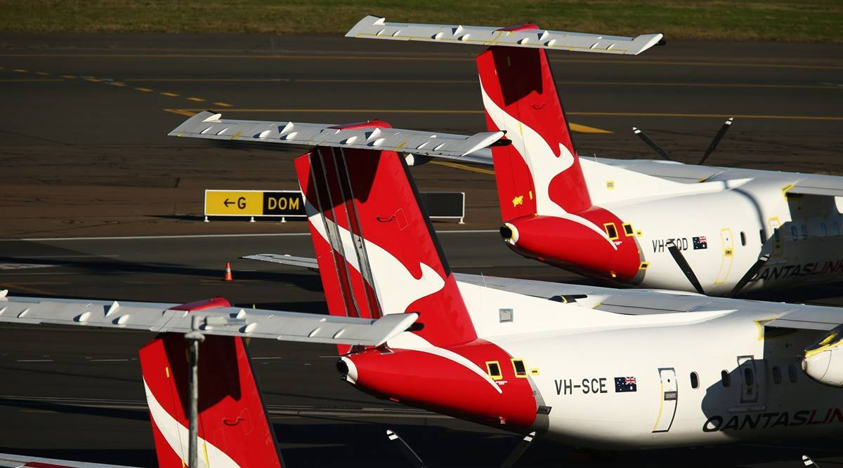 Qantas Reopens International Bookings In July For Vaccinated Travel