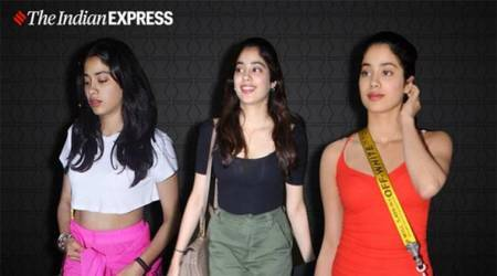 janhvi kapoor fashion