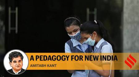 nep, National Education Policy, niti aayog, what is National Education Policy, indian education policy, indian express
