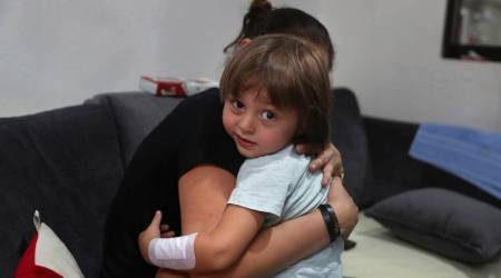 children trauma, beirut blast