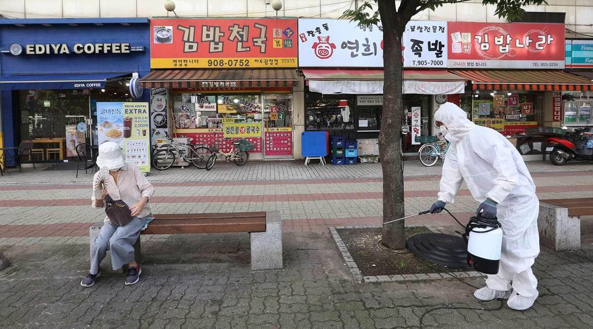 south korea, south korea coronavirus, south korea schools reopen