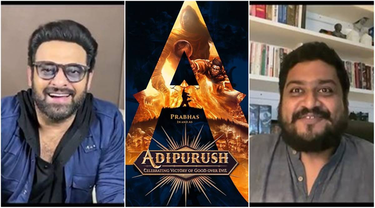Om Raut on casting Prabhas as Lord Ram in Adipurush: He is perfect for the role | Entertainment News,The Indian Express