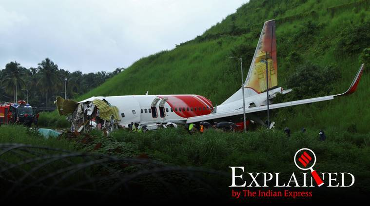 Explained Why The Air India Crash Would Have Been Much Worse Had The Aircraft Caught Fire Explained News The Indian Express