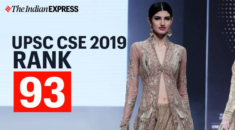 Meet former Miss India finalist who cracked UPSC Civil Services, got 93rd rank