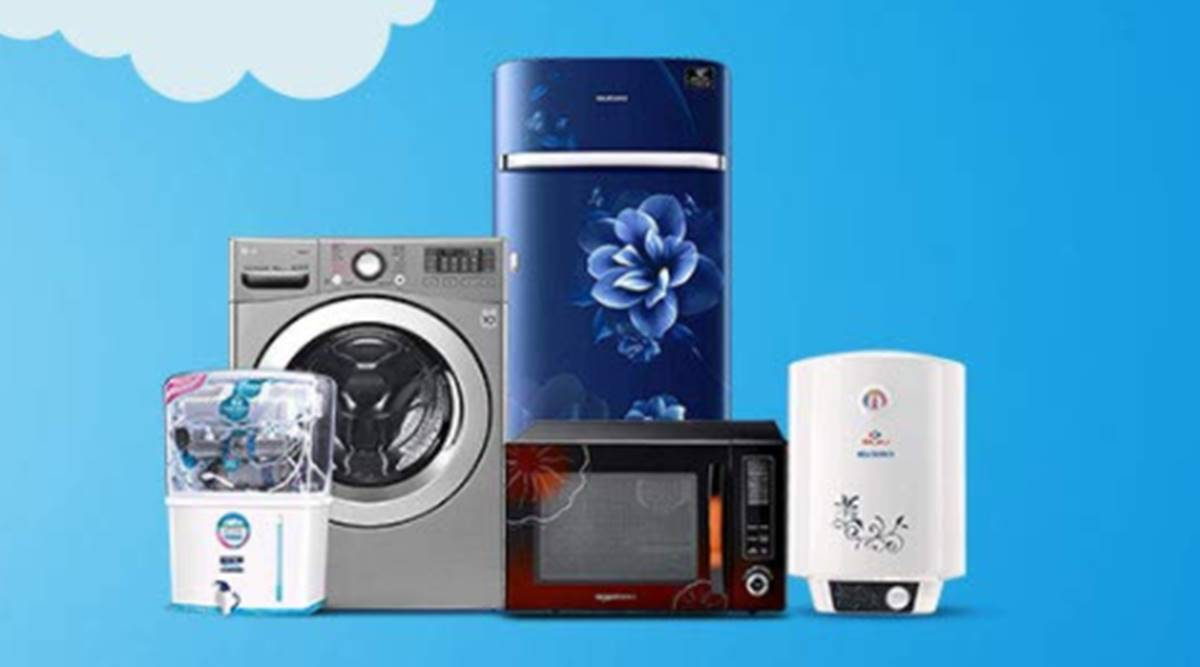 Amazon Monsoon Appliances Store Deals On Acs Refrigerators And Kitchen Appliances Technology News The Indian Express