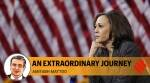 Kamala Harris, Kamala Harris nomination, Joe Biden, US elections 2020, Bernie Sanders, Democrats, Indian Express
