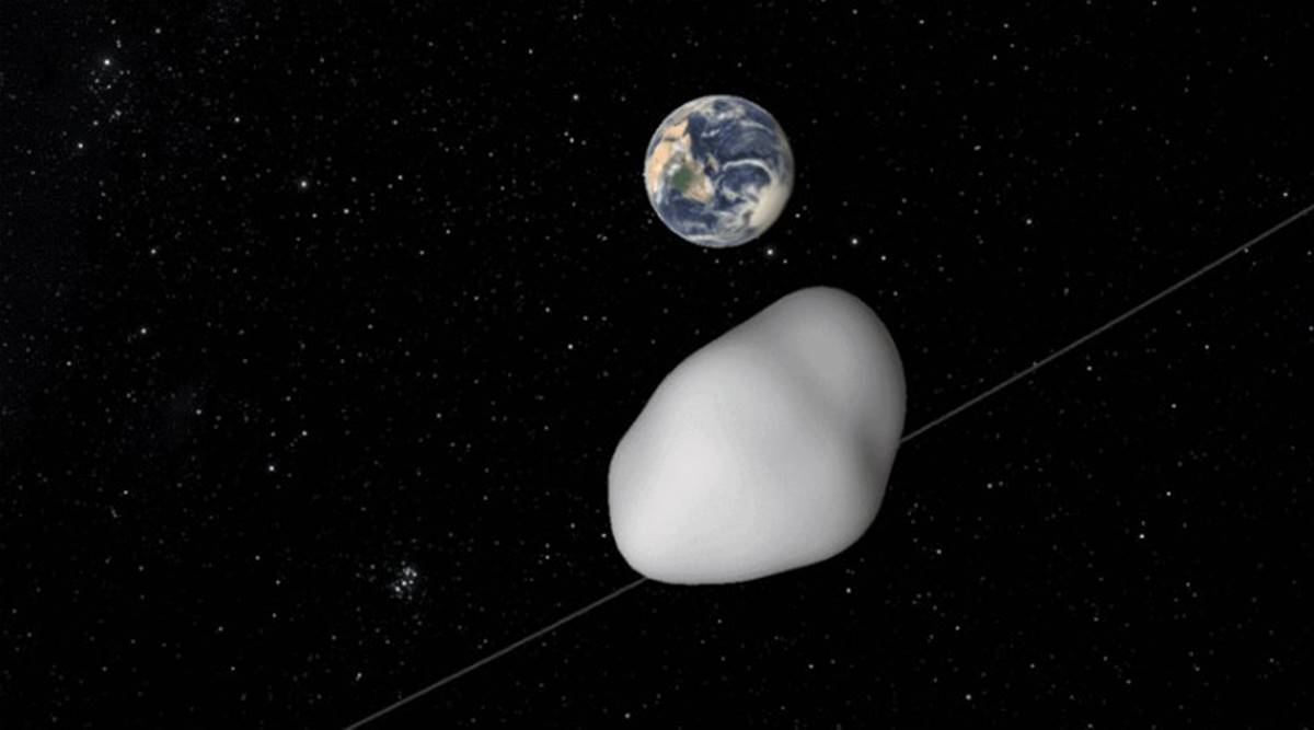 nasa asteroid 2011 ES4, closest asteroid earth, asteroid impact earth, nasa asteroid 2011 es4 threat, nasa asteroid 2011 es4 distance