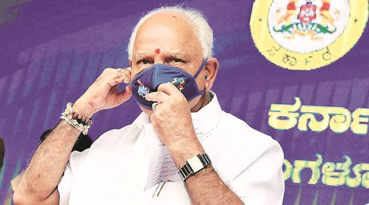 Yediyurappa coronavirus positive, Yediyurappa hospitalised, Yediyurappa coronavirus update, karnataka cm hospitalised, Yediyurappa family coronavirus, Yediyurappa daughter tests positive, Yediyurappa son coronavirus, bengaluru coronavirus update, karnataka coronavirus updates