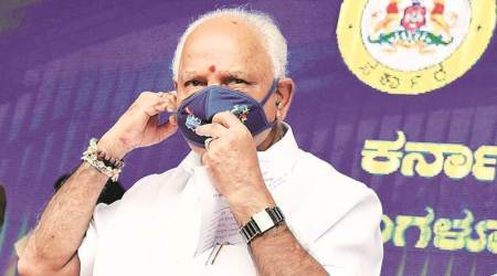 Yediyurappa admitted to Manipal Hospital; daughter tests positive, son goes into quarantine
