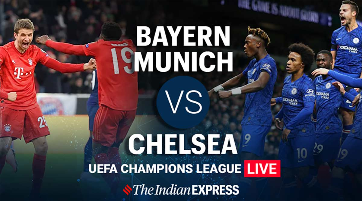 Uefa Champions League 2020 Highlights Bayern Munich To Face Barcelona In Quarters Sports News The Indian Express